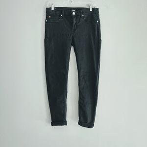 Hudson Crop Harkin Ankle Super Skinny Jeans 27